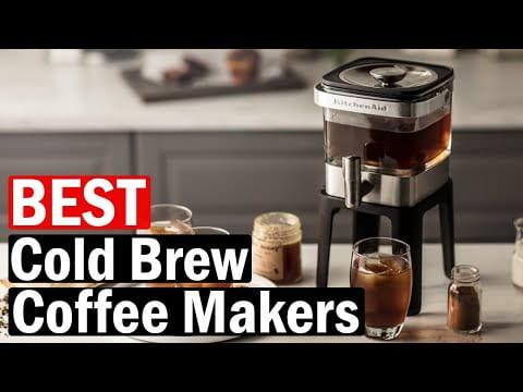 Iced Coffee Maker Vs Chilly Brew Espresso Maker